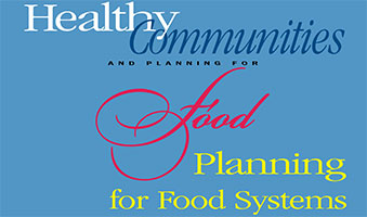 Planning for Food Systems in Ontario – A Call to Action
